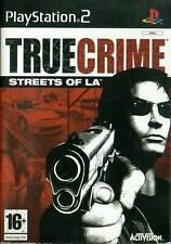 True Crime: Streets Of L.A. - PlayStation 2 / PS2