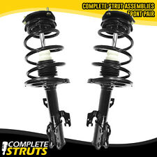 04-06 Toyota Solara (2) Front Quick Complete Struts & Coil Spring Assembly Pair