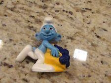 Smurf Mcdonalds Characters Lot of 2