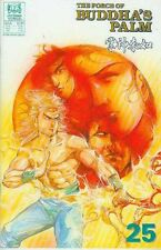 Force of Buddha's Palm # 25 (Martial Arts, Kung-Fu) (USA, 1990)