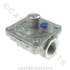 "COMMERCIAL CATERING EQUIPMENT GAS GOVERNOR REGULATOR NAT LPG 3/4"" 5-12' w gauge"
