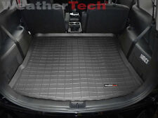 WeatherTech Cargo Liner Trunk Mat for Mazda Mazda5 - 2008-2015 - Black