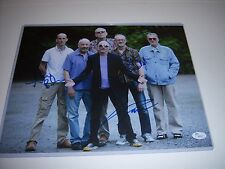 Graham Parker And The Rumour 6 Autos Jsa/Coa Signed 11X14 Photo