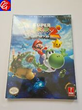 Guide Super Mario Galaxy 2 NEUF SOUS BLISTER