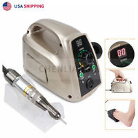 Electric Nail Drill Manicure Machine Tools Strong Nail Art Equipment 65W 110V US