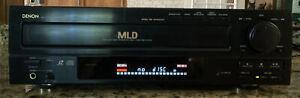 Denon Multi Laser Disc Player MLD Model LA-2100 Tested With Seven Movies