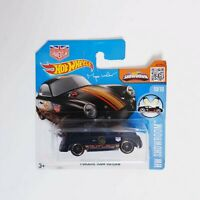 Hot Wheels 2016 - Porsche 356A Outlaw #10 - HW Showroom Short Card 1:64