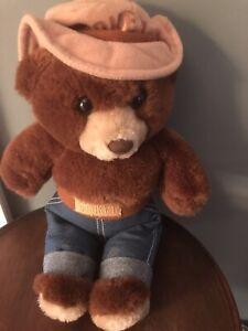 Smokey The Bear Plush