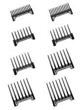 OSTER 8 PC GUIDE COMBS FOR FAST FEED