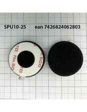 XUK High density microphone sponge for SPU10-25 motorcycle intercom