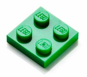 Green LEGO (R) Lapel Pin