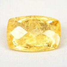 TOP BIG HELIODOR : 15,81 Ct Natürlicher Heliodor ( Gold Beryll ) aus Brasilien
