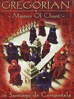 Gregorian - Masters of Chant in Santiago de Compostela   DVD   Zustand gut