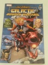 Jack Kirby's Galactic Bounty Hunters #6 November 2007 Icon Marvel Comics
