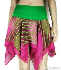 Dotti Polyester Machine Washable Mini Skirts for Women