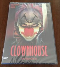 CLOWNHOUSE - ED 1 DVD - NUEVO EMBALADO - NEW SEALED - TERROR DE LOS 80 - 81 MIN