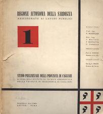 Studio preliminare della provincia di Cagliari