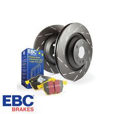 EBC Brakes Rear Brake Disc & Pad Kit VW Golf Mk5 3.2 V6 R32 - PD08KR034
