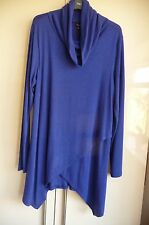 Fabulous Bright Blue Top by Phase Eight Size 18 BNWT