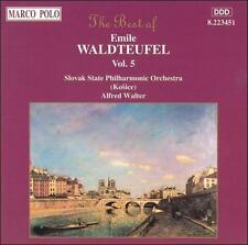 The Best of Emile Waldteufel, Vol. 5, New Music