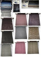 Barrow Family Living Relax Corduroy Chenille Texture Sample Fabric Book Crafts