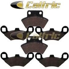 Brake Pads FITS POLARIS TRAIL BOSS 350L 2x4 4x4 1991 1992 1993 Front Rear Brakes