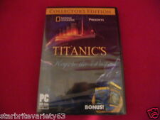 National Geographic Presents: Titanic's Keys to the Past -- Collector's...