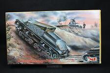 XS012 CMK 1/35 maquette tank char T35011 Skoda Morserzugmittel 35(t)