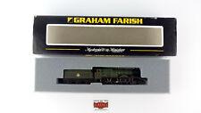 "GRAHAM FARISH N 372025 - DAMPFLOK CASTLE CLASS 7033 ""HARTLEBURY"" - OVP - TOP"