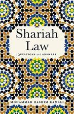 Shariah Law: Questions et réponses par Kamali, Mohammad Hashim Livre de poche