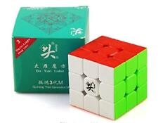 CuberSpeed Dayan GuHong V3 M 3x3 stickerless Speed Cube