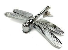 Polished Chrome Dragonfly Door Knocker – Antique Vintage Dragon Fly Knockers