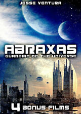 ABRAXAS: GUARDIAN OF THE UNIVERSE - DVD - Region 1 - Sealed