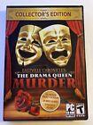 The Drama Queen Murder Pc Games Windows 10 8 7 Xp Computer Hidden Object New