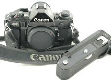 Analoge Spiegelreflexkamera Canon A-1 nur Gehäuse mit Canon Power Winder A