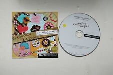 Craft Artist Digikit - American Crafts - everyday bumper - CD-Rom -1 Disc-B.New