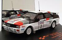 Vitesse 1/43 Scale 42060 - Audi Quattro - 1st Lombard RAC Rally 1982