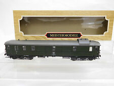 eso-8301Liliput 82600 H0 Gepäckwagen DB 518092-43311-0 sehr guter Zustand