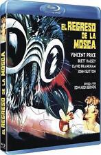 El Regreso De La Mosca (Blu-Ray) (Return Of The Fly)