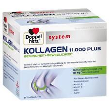 DOPPELHERZ Kollagen 11.000 Plus system Ampullen 30X25 ml PZN 7625039