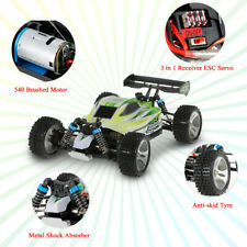 WLtoys A959-B 2.4G 1/18 Scale 4WD 70KM/h High Speed Electric Off-road RC Car