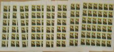 SPECIAL LOT Turkmenistan 1992 - Cobra Snake - 20 Sheets of 36 - MNH