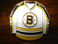 Boston Bruins Jersey Pin 11/4 inch