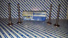 VALVOLE ASPIRAZIONE TESTATA OSVAT COD. 30.0753 PER FIAT 127 I°,850 SPORT; A112