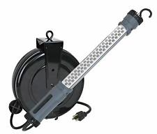 Alert Stamping 5050LL 55 LED Work Light 50 Ft Retractable Reel