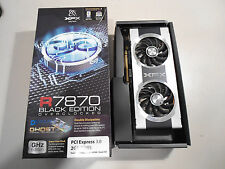 XFX AMD Radeon HD 7870 (2048 MB) GDDR 5 PCI Express 3.0 Scheda grafica