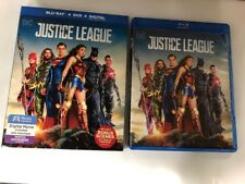 Justice League Bluray 1 Disc Set ( No Digital Hd) Ship Now