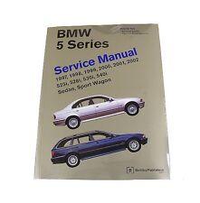 NEW BMW E39 525i 528i 530i 540i M5 Service Repair Manual Bentley BM 800 0502