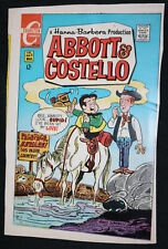 Abbott & Costello #7 Cover Proof (VF) - Charlton - 12 Center - Vintage