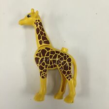 Lego Duplo Giraffe from Photo Safari 6156 & Big Zoo 6157 & Savanna 10802